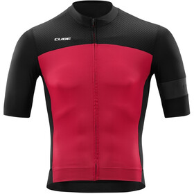 Cube Blackline SS Jersey Men black´n´red